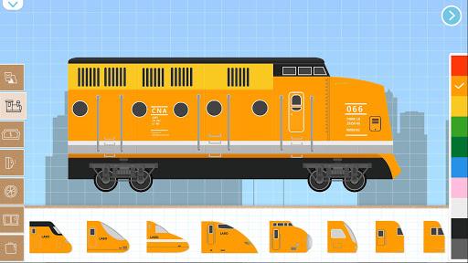 Brick Train Build Game For Kids & Preschoolers 1.5.140 screenshots 3