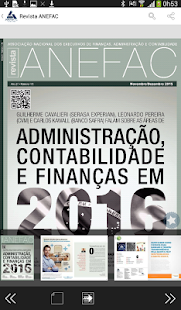 Revista ANEFAC- screenshot thumbnail