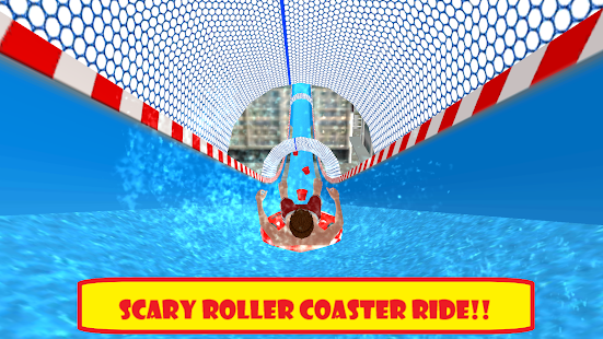 Water Slide Adventure : Stunt Racing Game - náhled