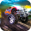 Monster Truck Dirt Rally - course en terrain