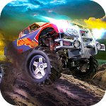 Monster Truck Dirt Rally - race in tough offroad! Icon