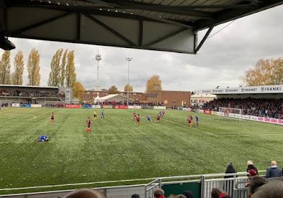 Romain Matthys (FC Liège) réagit aux intérêts des clubs de D1A