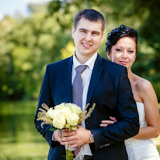 Wedding photographer Nikolay Kolishev (NikolayKoryagin). Photo of 09.09.2015
