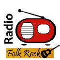 Folk Rock music Radio icon