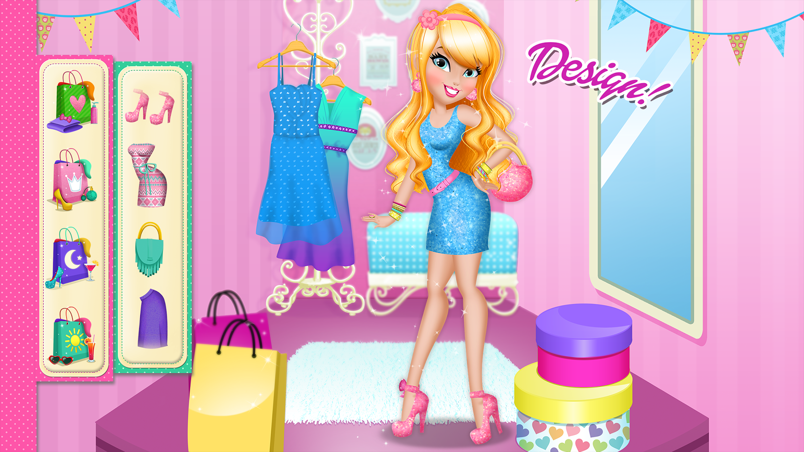 My Knit Boutique - Store Girls- screenshot
