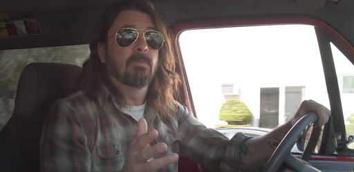 Dave Grohl's What Drives Us Shot With URSA Mini Pro 4.6K G2 and Pocket Cinema Camera 4K