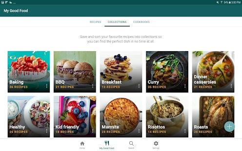 BBC Good Food Screenshot Thumbnail