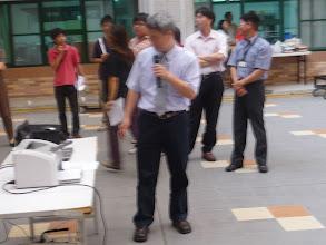 Photo: 學務長公開抽98學年學生宿舍住宿人員