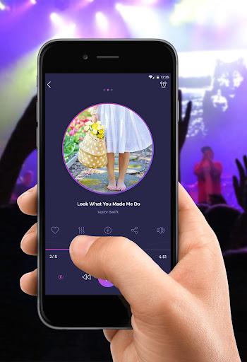 Music player - mp3 player 4.1.5 Screenshots 2