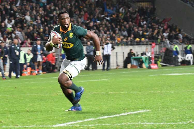 Siya Kolisi. Picture: GALLO IMAGES