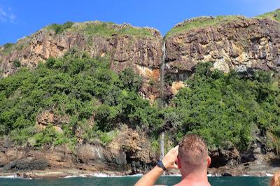 Visit the Koh Rok Waterfall on Koh Rok Nok