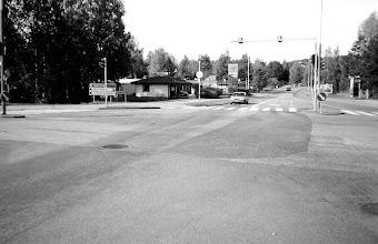 Photo: Keskikadun ja Nisulankadun risteys 2002