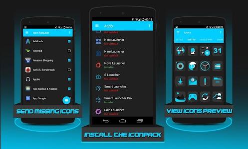 Cyano - Icon pack v1.9