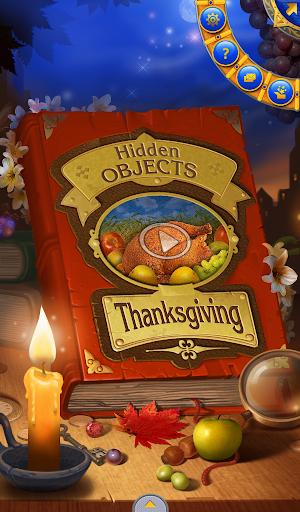 Hidden Objects Thanksgiving