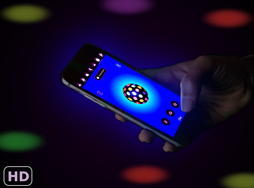 Color Lights: Flashlight with Strobe & Night Light Screenshot
