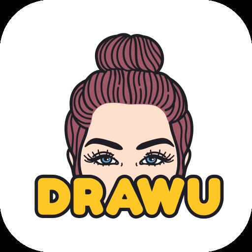 Baixar DRAWU - draw and paint your portrait