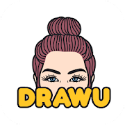 DRAWU - draw and paint your portrait
