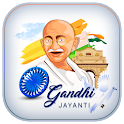 Gandhi Jayanti icon
