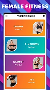 Women Workout App – Women Home Workout (At Home) 2020 2