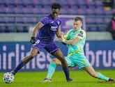 """Franky Van der Elst kritisch over Sambi Lokonga bij de Rode Duivels: """"Hij moet eerst meer patron worden bij Anderlecht"""""""