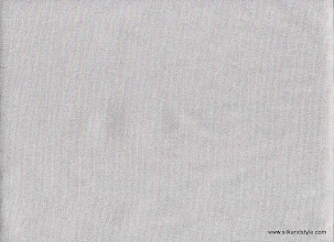 Photo: 18 Poly Dupion - DF ASH   100% Polyester