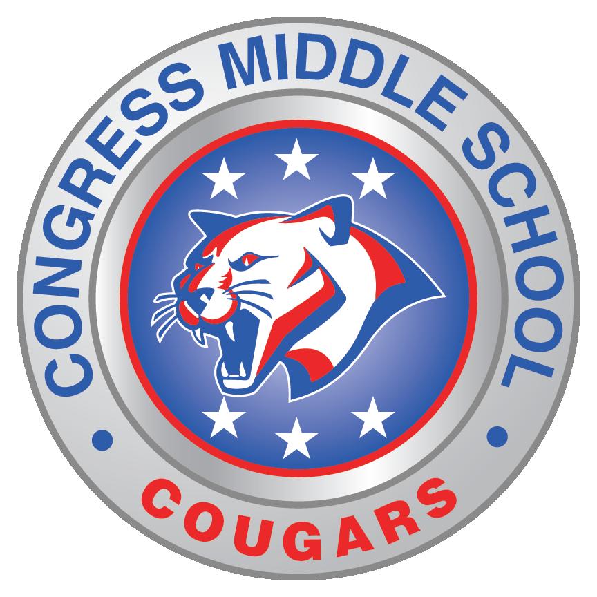 Congress Middle School Logo