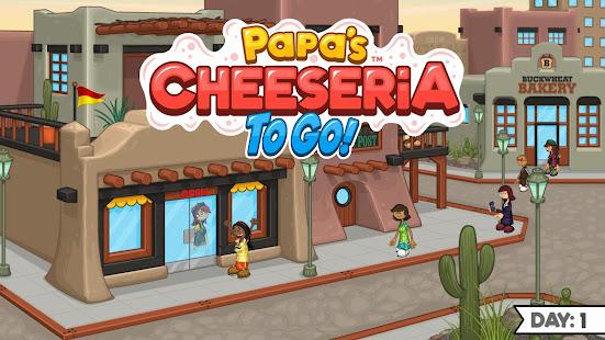 Papa's Cheeseria To Go! for PC-Windows 7,8,10 and Mac apk screenshot 11