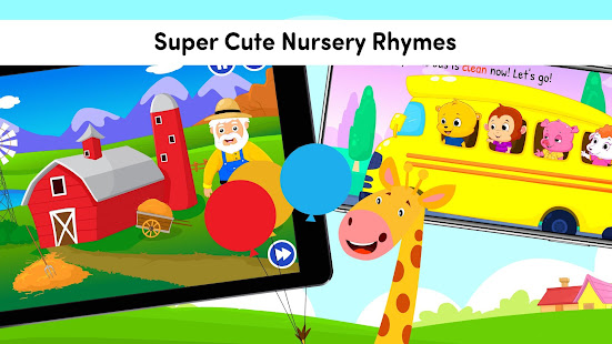 Game KidloLand- Nursery Rhymes, Kids Games, Baby Songs APK for Windows Phone