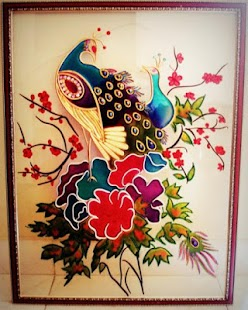 Glass Painting Patterns And Ideas - náhled