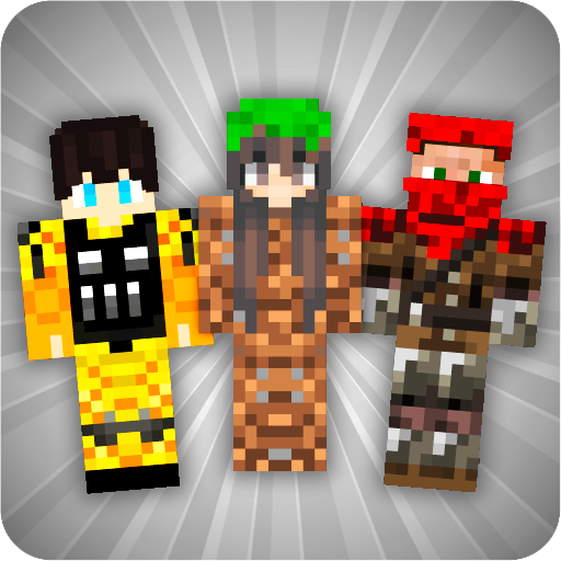 Camouflage Skins For Minecraft PE Icon