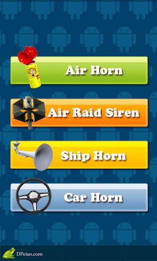 Air horn ringtone free download