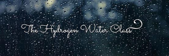 Hydrogen Water Class