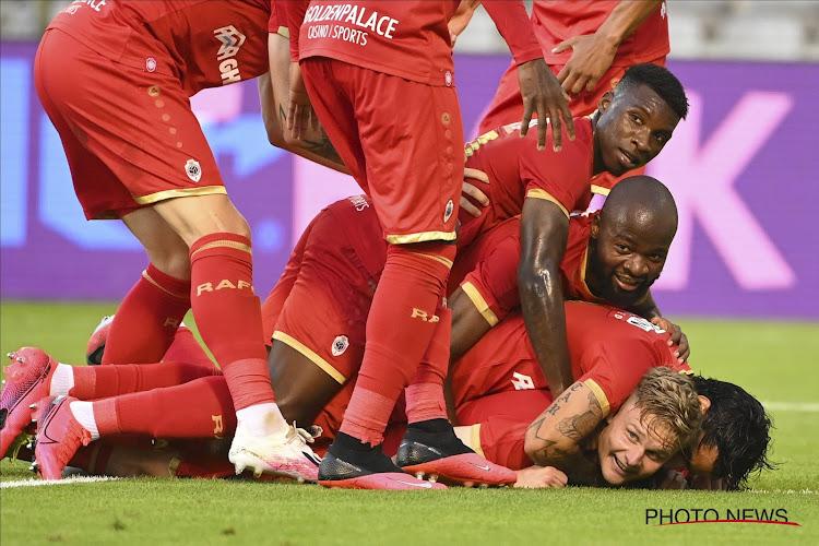 Lior Refaelov verpest het dubbelfeestje van zijn ex-club en schenkt Antwerp eerste trofee in 28 jaar