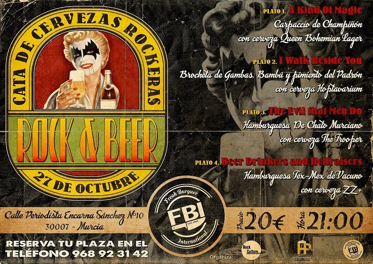 rock and beer fbi