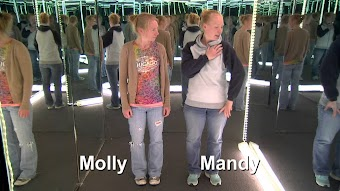 Molly S. and Mandy Y.