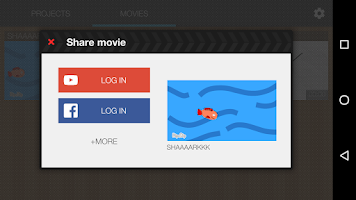 Screenshot of FlipaClip - Cartoon animation