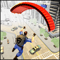US Police Free Fire - Free Action Game icon