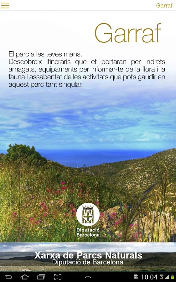 Garraf- screenshot