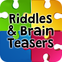 Brain Teasers & Riddles With Answers - Logic & GK icon
