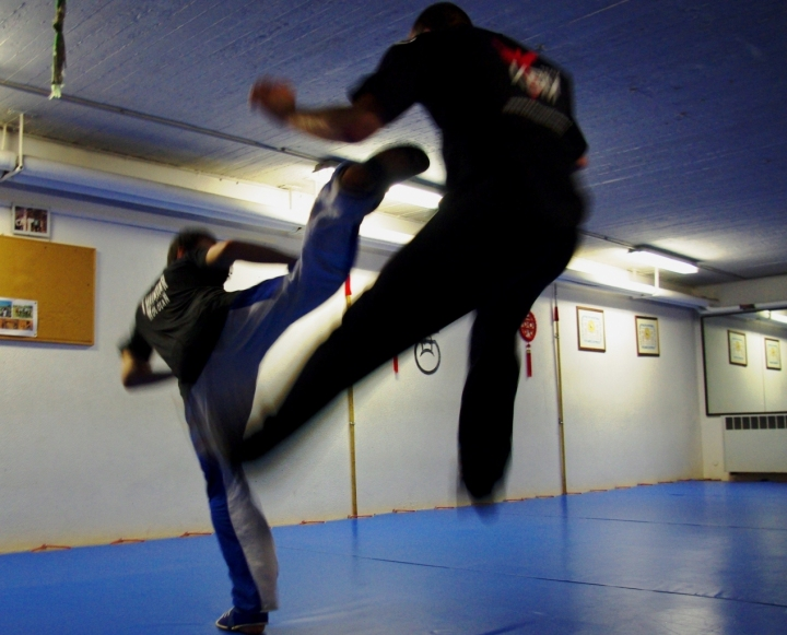 Kickboxing di siddharta