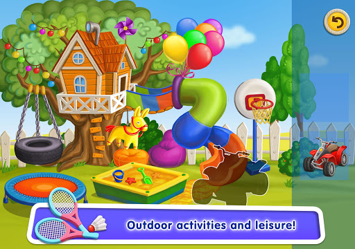 Preschool games for kids - Educational puzzles android2mod screenshots 7