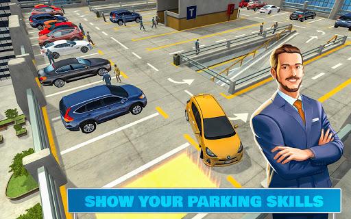 Multi Level Car Parking Games 3.2 screenshots 14