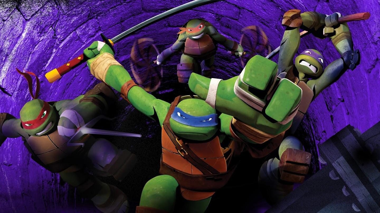 Watch Teenage Mutant Ninja Turtles live