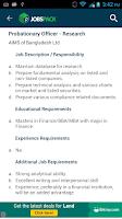 Screenshot of JobsPack – Bangladesh