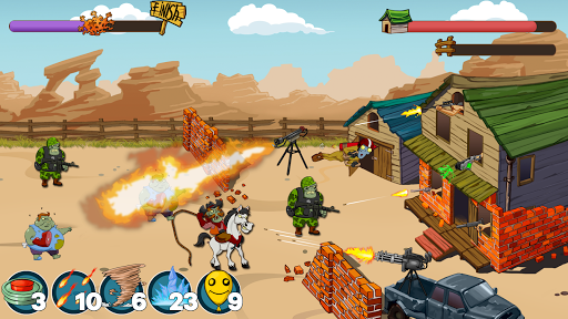 Zombies Ranch. Zombie shooting games screenshots 4