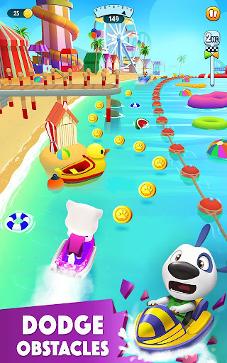 Download Talking Tom Jetski 2 MOD APK 9