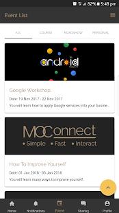 MOConnect - náhled