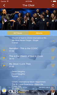 MY COGIC - Apps on Google Play