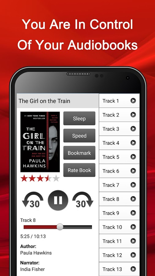 Audiobooks Now Audio Books- screenshot
