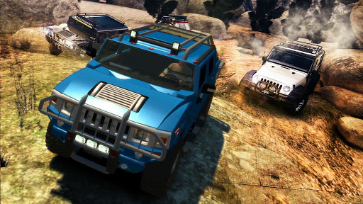 4X4 Rally Racing Russian Offroad Legends 1.0.3 screenshots 3